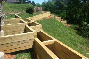 Hardscapes & Retaining Walls